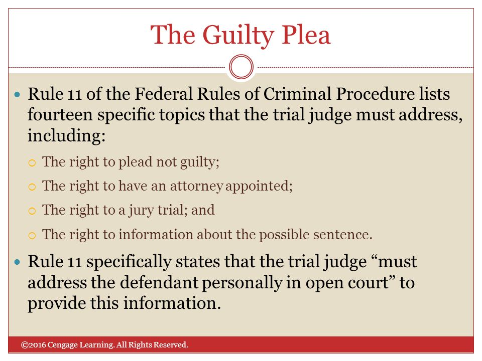 trial procedure pleas These are local rules for the court of common pleas of greene county   pennsylvania  preliminary arraignment and instruction on rights and  procedure the.
