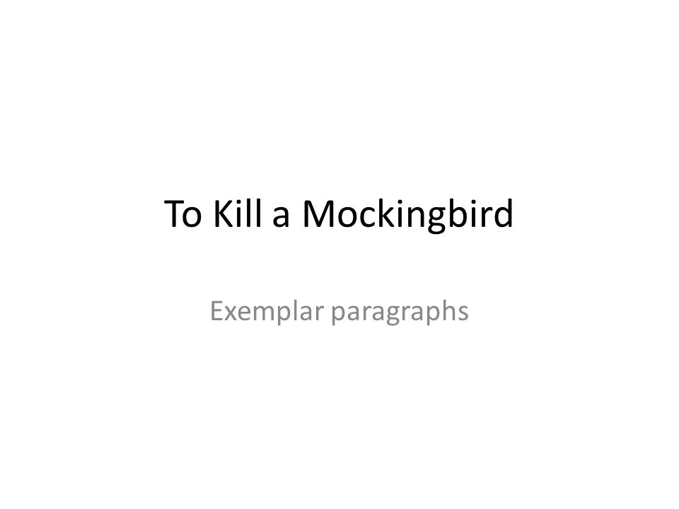 to kill a mockingbird theme essay prompt Digital essay based on to kill a mockingbird & the helpc with direct quotations and page # compare and contrast.