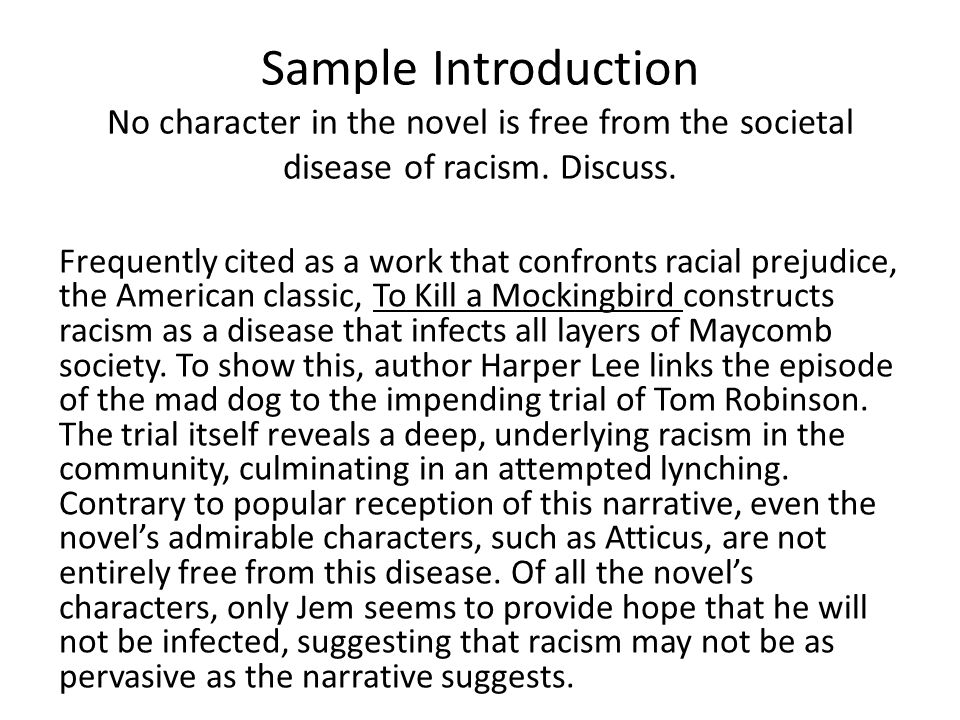 racism essays introductions The world wide problem of racism introduction racism is the belief that a particular race is superior or inferior to another discover uk essays.