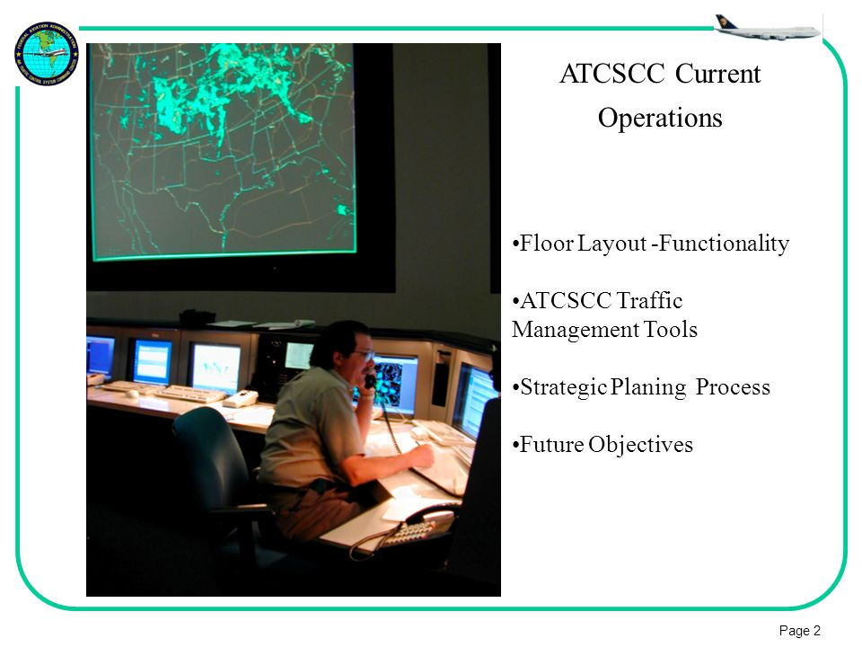 ATCSCC Current Operations