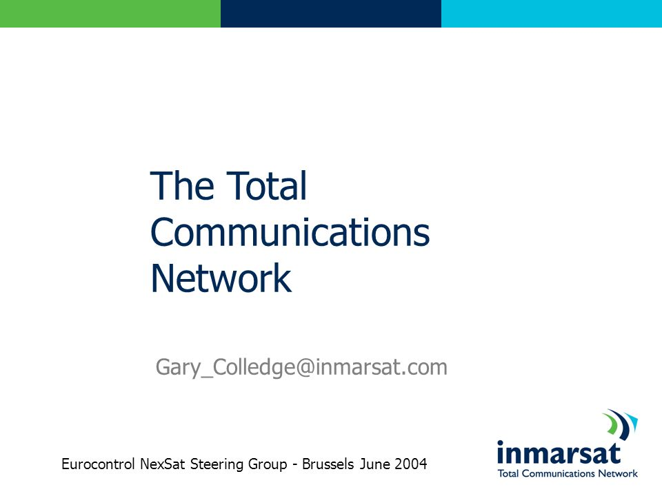 The Total Communications Network