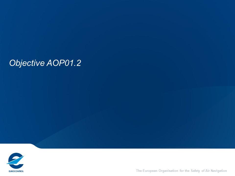 LSSIP Objective AOP01.2
