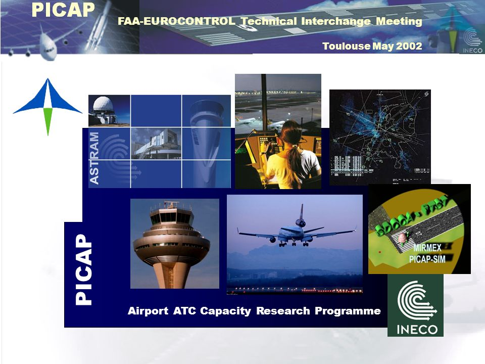 Airport ATC Capacity Research Programme