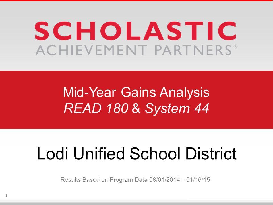 Lodi Unified School District Ppt Video Online Download