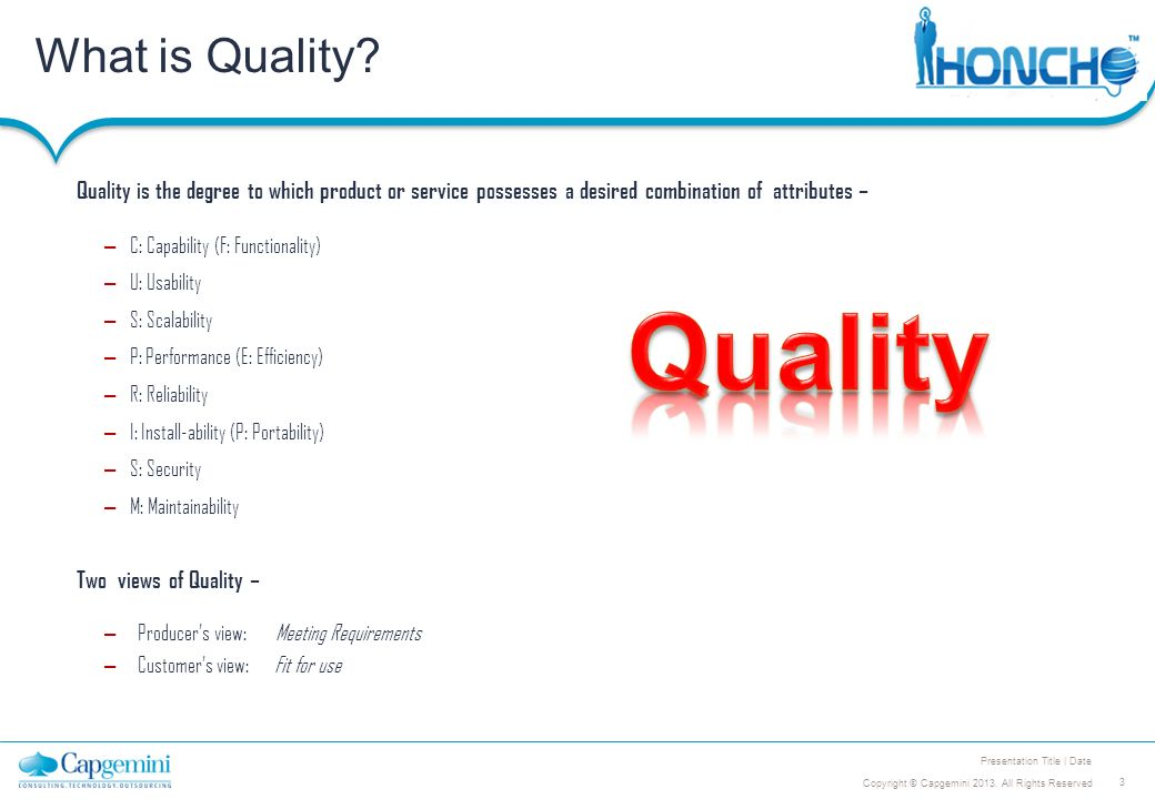 quality performance guidelines procedures and processes