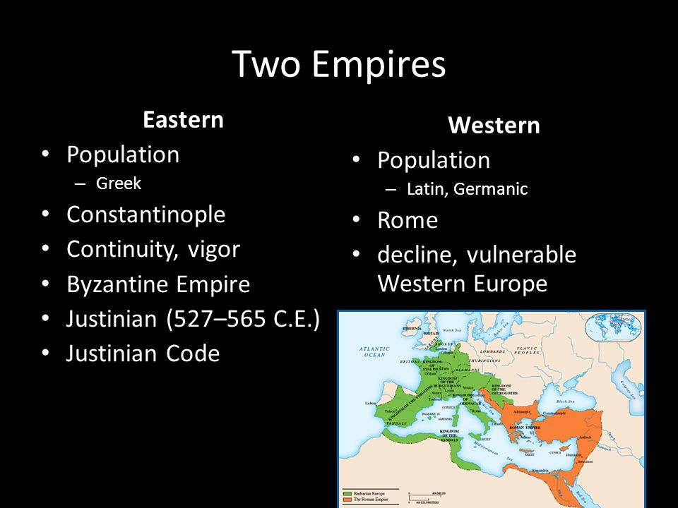 continuity and changes of islam in europe Late antiquity is a periodization used by historians to  islam appeared in the 7th century and spurred  the continuity of the eastern roman empire at.