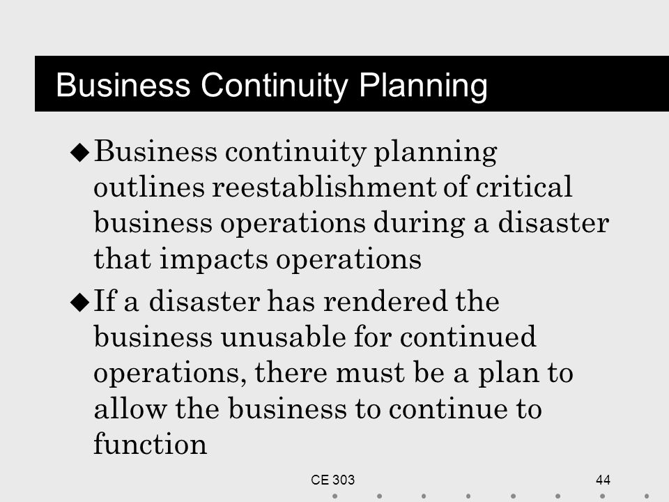 How Often Should a Business Continuity Plan Be Reviewed?