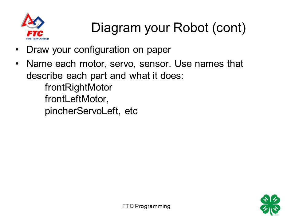 robotc programming making your robot move eric and christina 6 diagram
