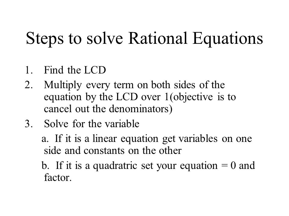 How Do You Solve Rational Equations Jennarocca – Solving Rational Equations Worksheet