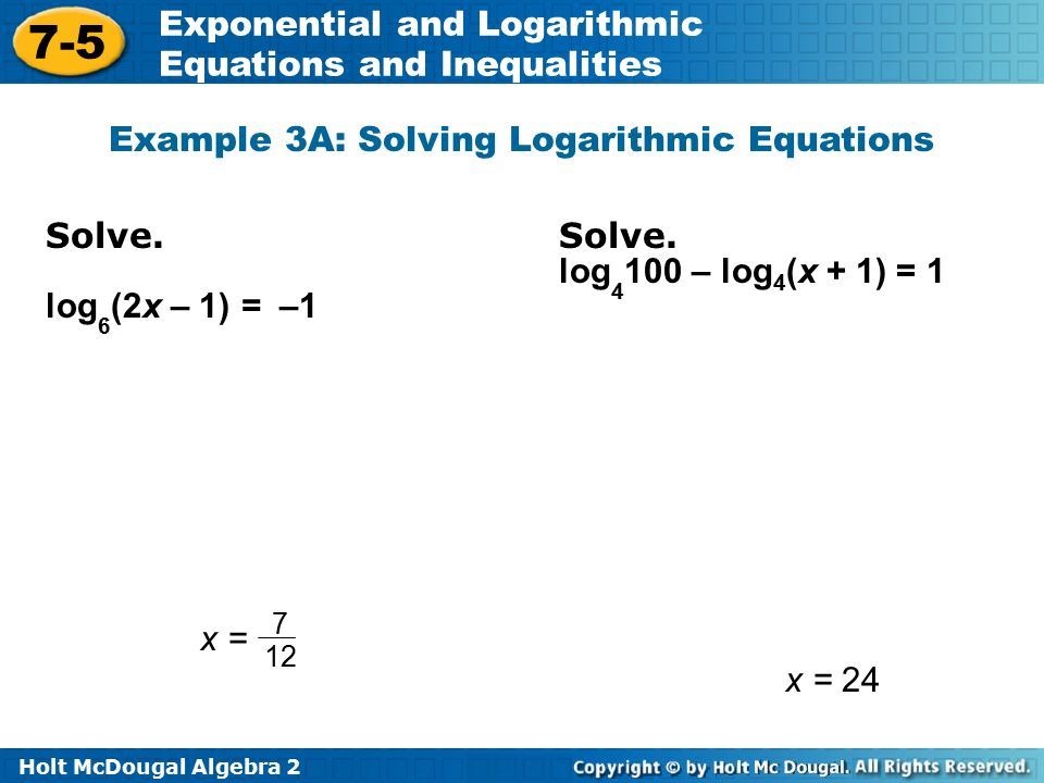 solving logarithmic equations worksheet Termolak – Solving Log Equations Worksheet