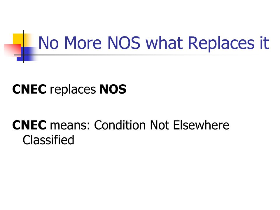 No More NOS what Replaces it