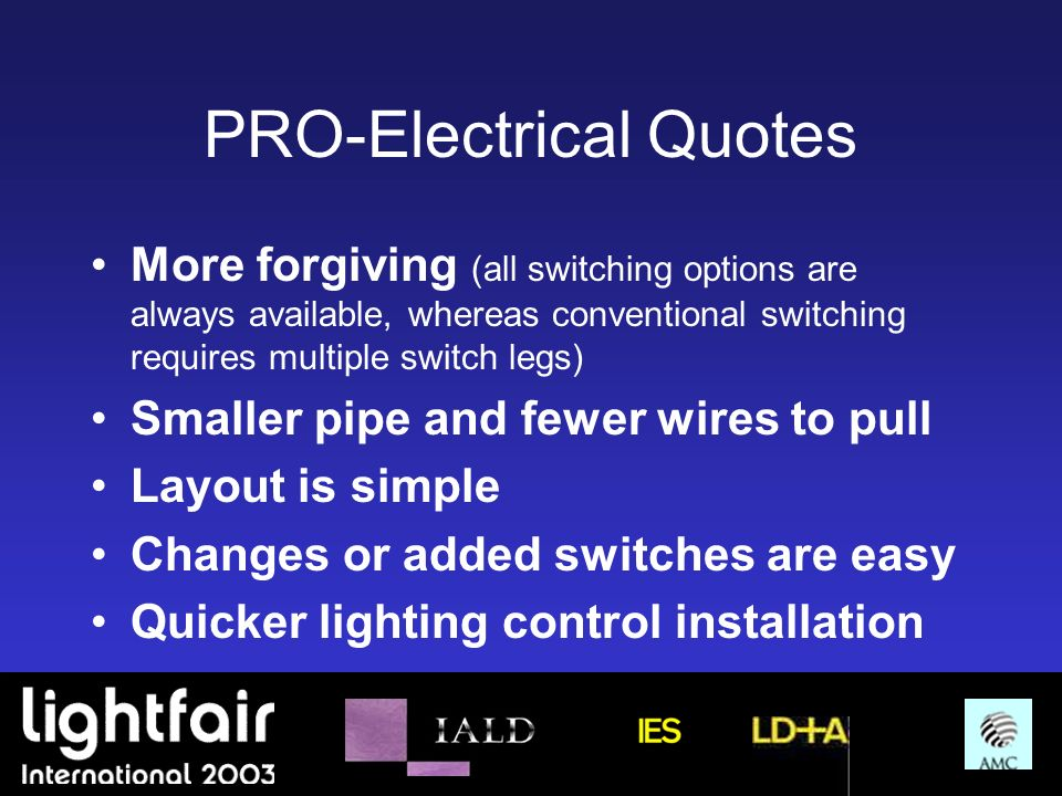 PRO-Electrical Quotes