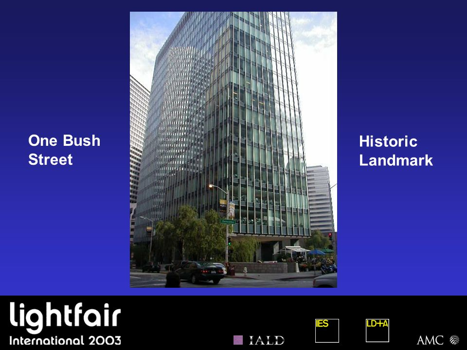 One Bush Street Historic Landmark