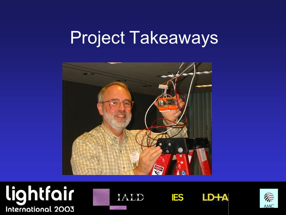 Project Takeaways
