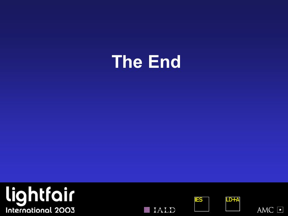 The End fe