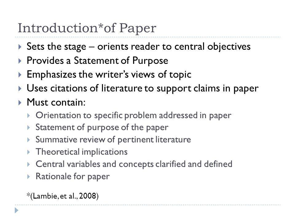 Introduction*of Paper