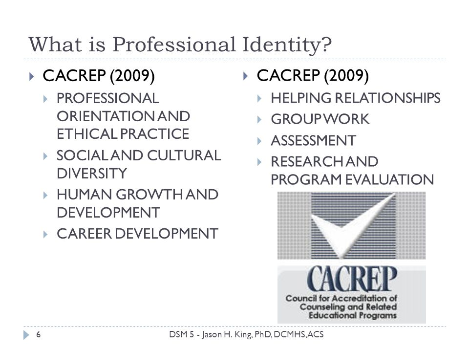 What is Professional Identity