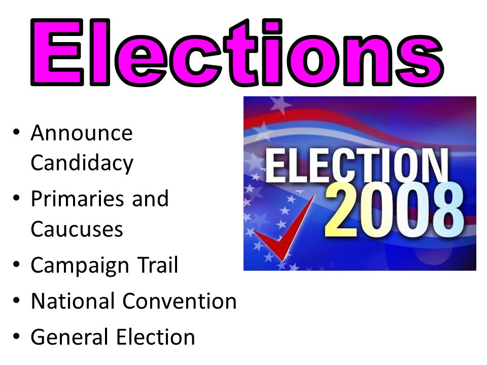 Presidential Election Preview 1 - ppt video online download