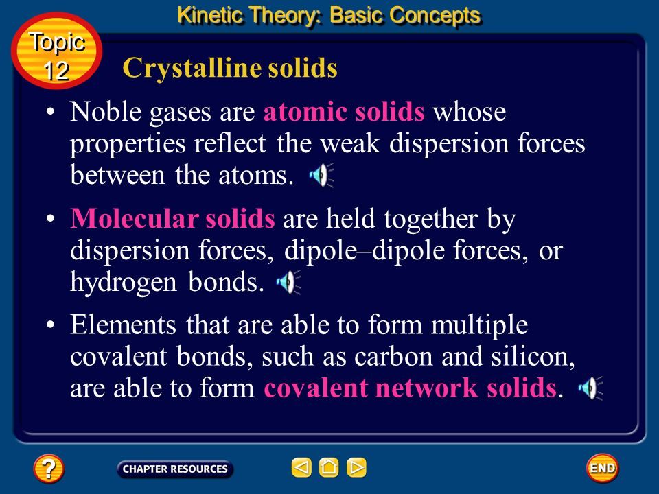 Kinetic Theory: Basic Concepts