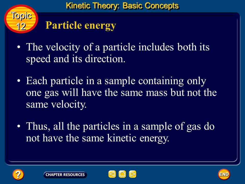 The velocity of a particle includes both its speed and its direction.