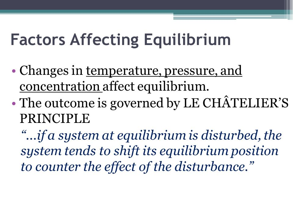 factors influence the equilibrium price However, while they are able to identify such problems as poor prices, lack of   factors influencing supply and demand  how do price changes affect supply   and demand are in balance is referred to by economists as equilibrium.