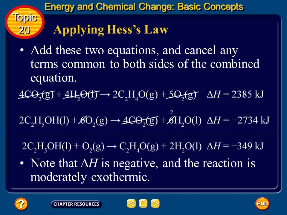 Note that ∆H is negative, and the reaction is moderately exothermic.