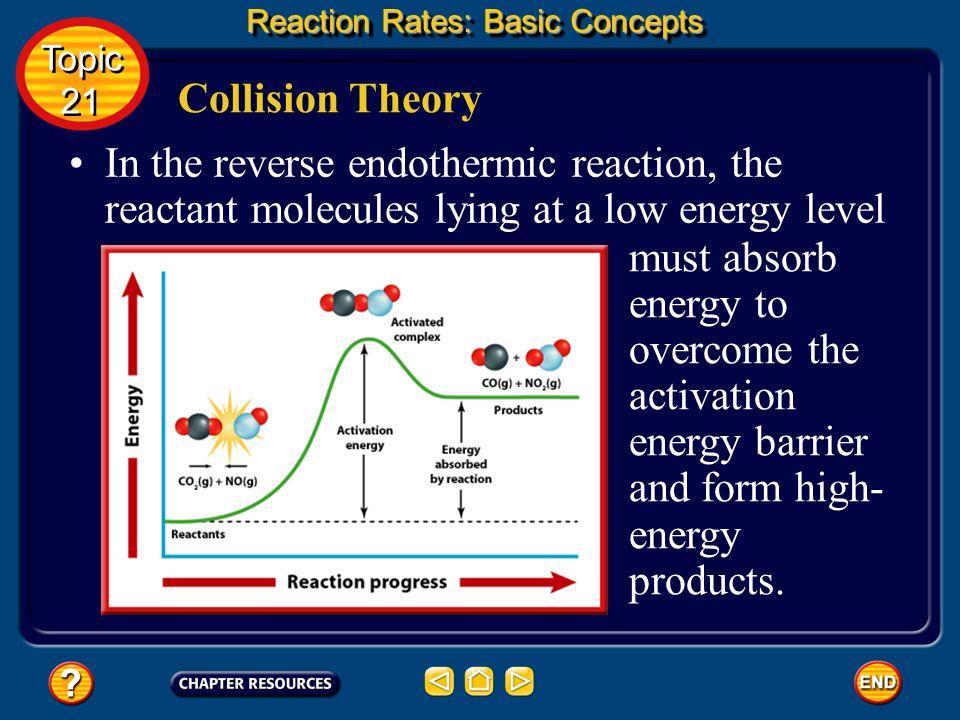 Reaction Rates: Basic Concepts