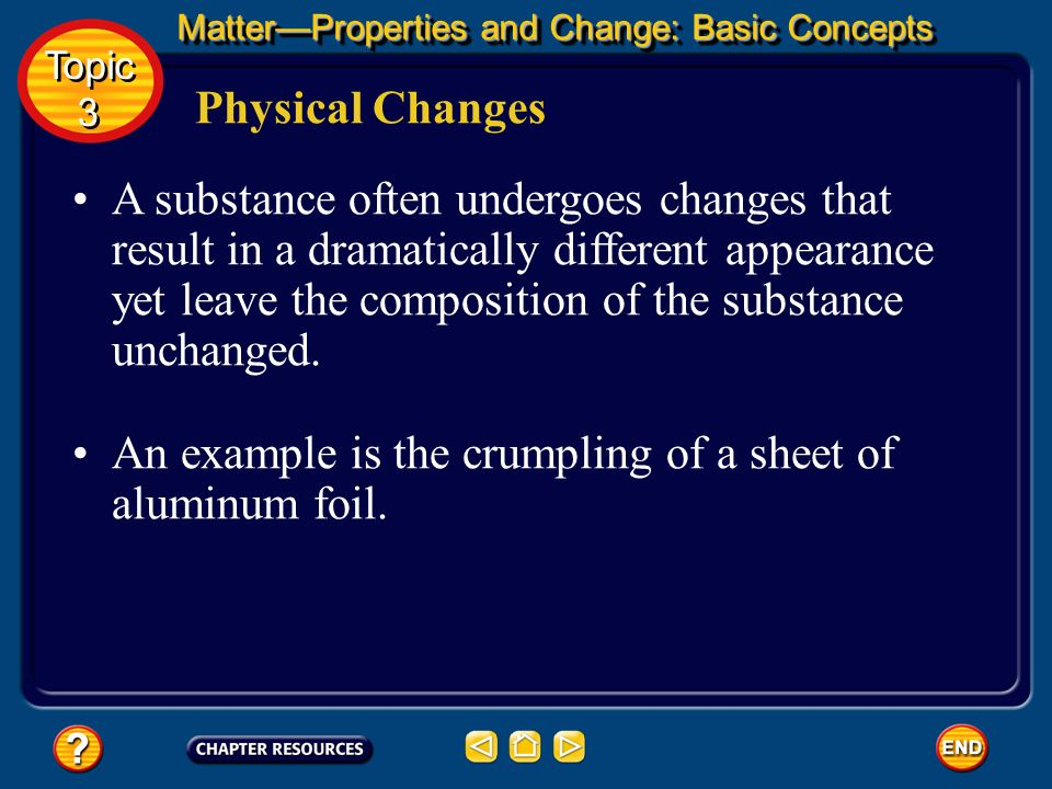 An example is the crumpling of a sheet of aluminum foil.