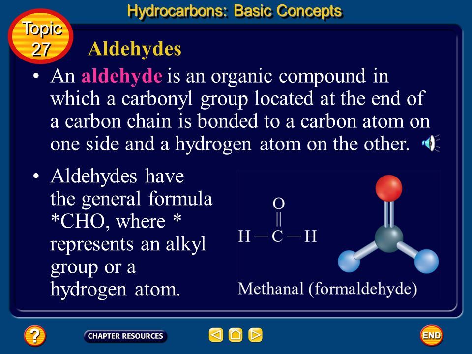 Hydrocarbons: Basic Concepts