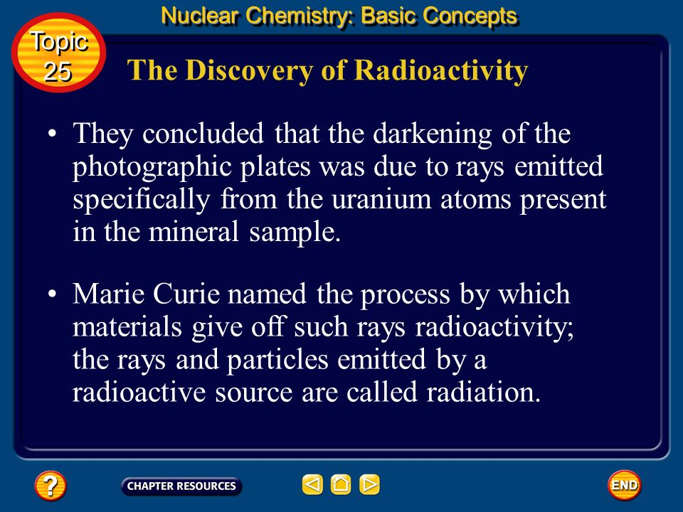 discovery of radiation and radioactivity essay Discovery of radioactivity essay i need my last half page of an essay to become a full page and no matter how much nonsense i cram into the introduction.
