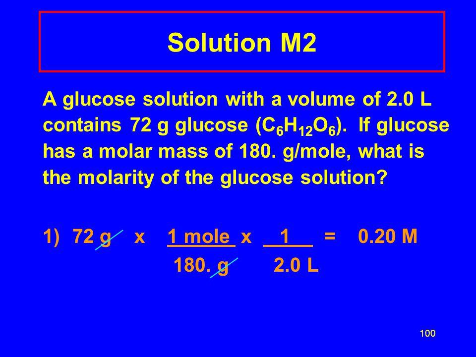 Solution M2