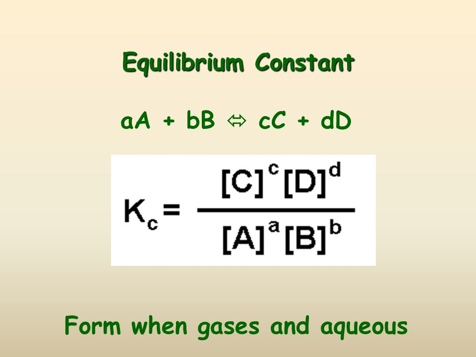Form when gases and aqueous