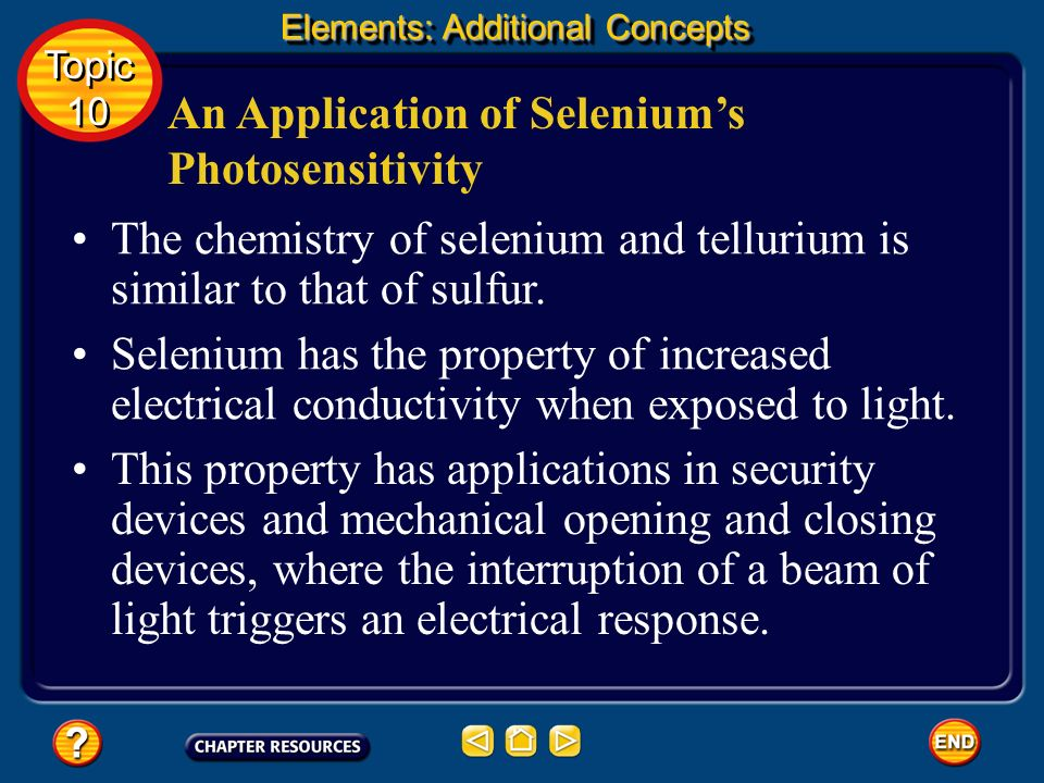 An Application of Selenium's Photosensitivity