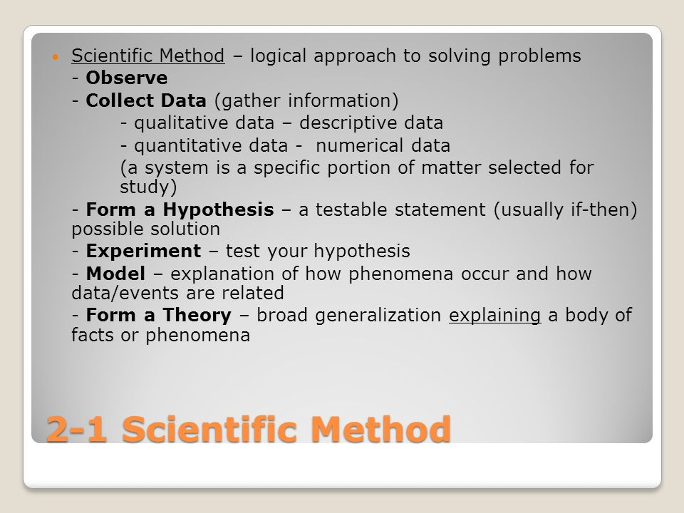 scientific method 11 essay Description of the creation vs evolution controversy is a scientific theory that can be tested by observations and application of the scientific method.