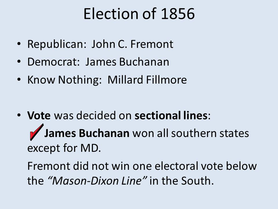 The Rise Of Sectionalism Between The North And South Ppt Download - States below the mason dixon line
