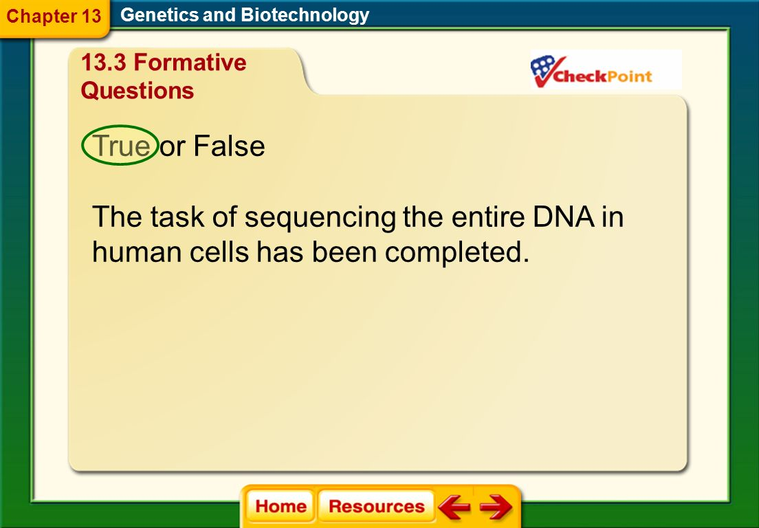 The task of sequencing the entire DNA in