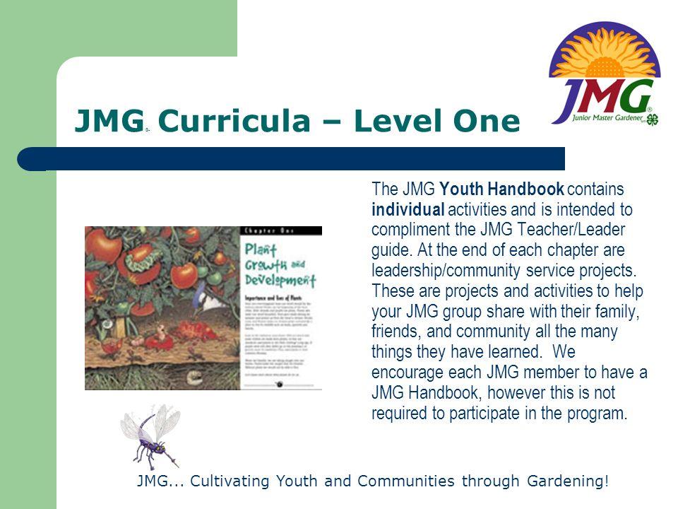 JMG® Curricula – Level One