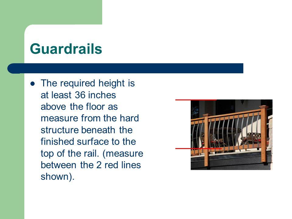 Guardrails