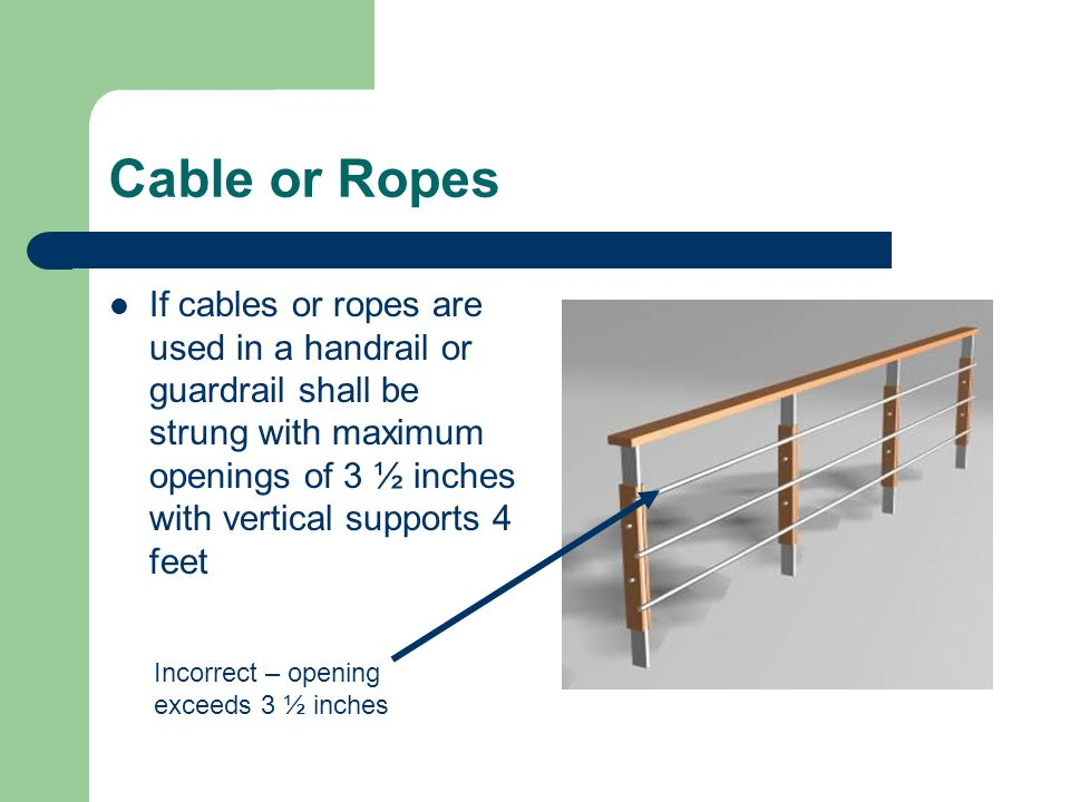 Cable or Ropes