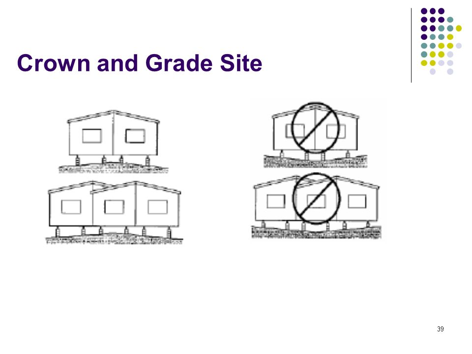 Crown and Grade Site