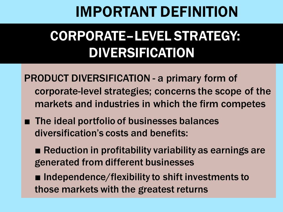 corporate portfolio strategic concerns 1 - how can an organization transfer corporate strategy into meaningful project strategy what is the relationship between corporate strategy and project strategy 2 - portfolio, program, and projects what are they, how do they.