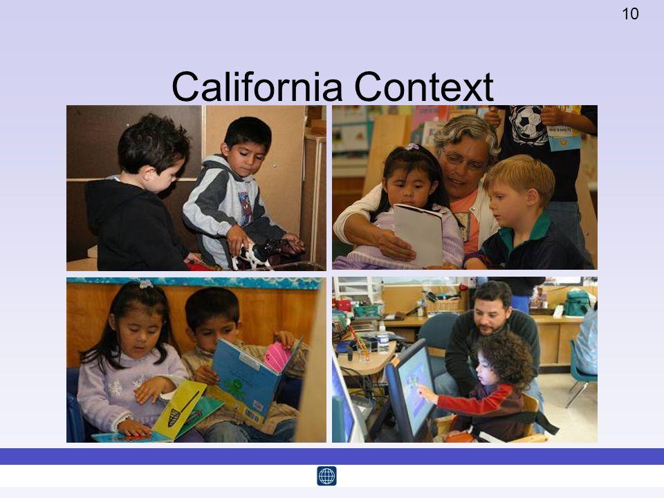 California Context