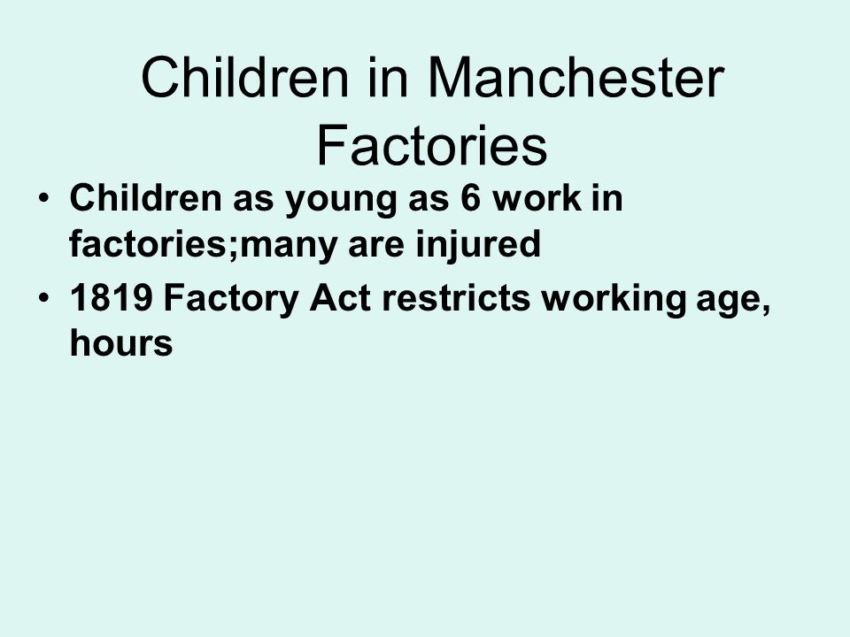 case study of the factories act 1948 Factories act, 1948 afterscho ☺ ol – developing change  the  programme has four components : 1 case studies.
