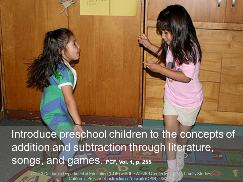 California Preschool Instructional Network (CPIN). 05/2013