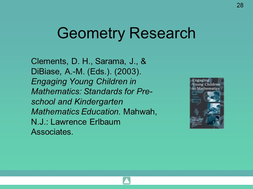 Geometry Research