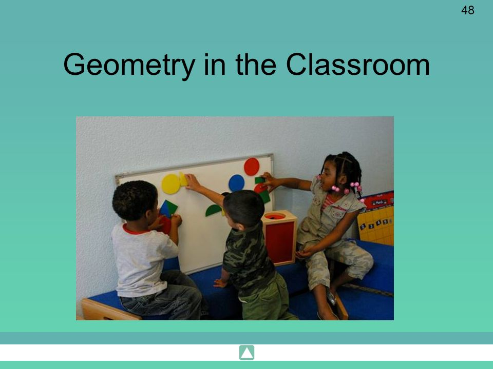 Geometry in the Classroom
