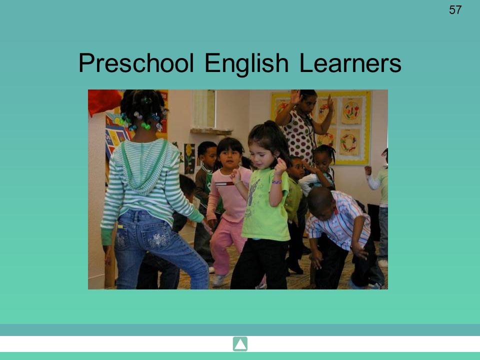 Preschool English Learners
