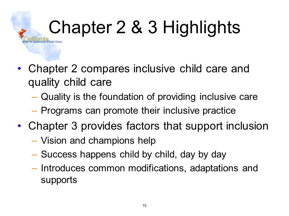 Inclusion Works! Overview