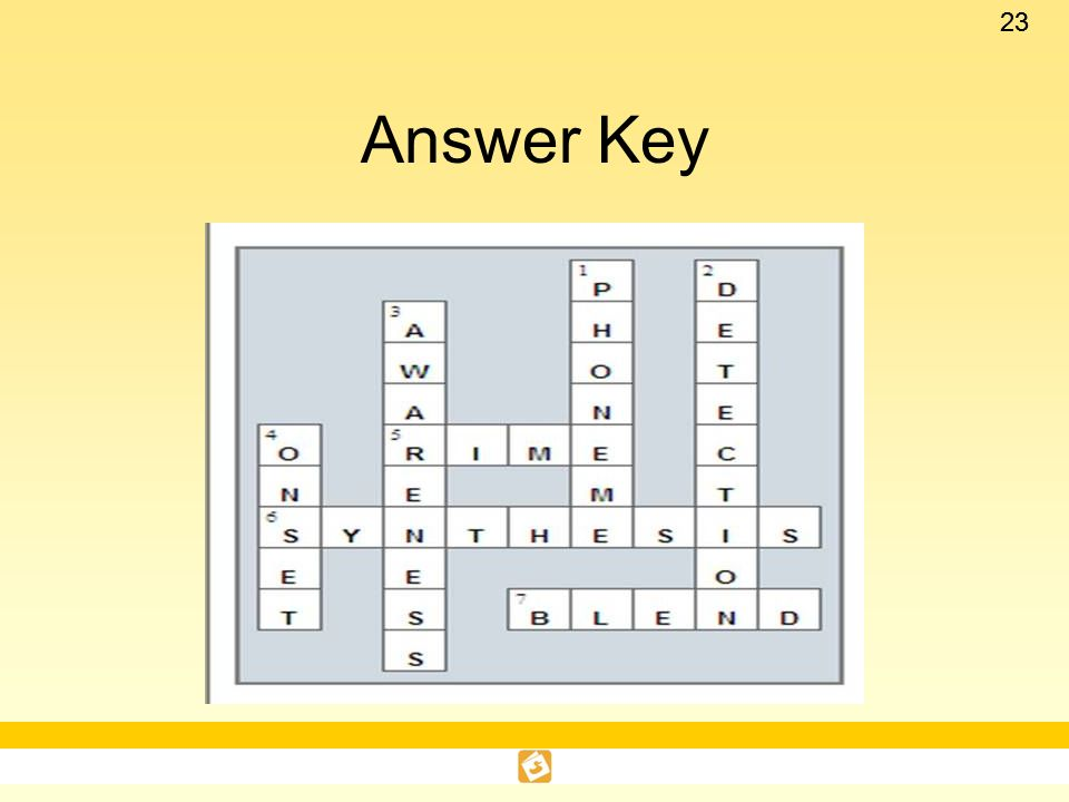 Answer Key Share answers. Ask if there are any questions.