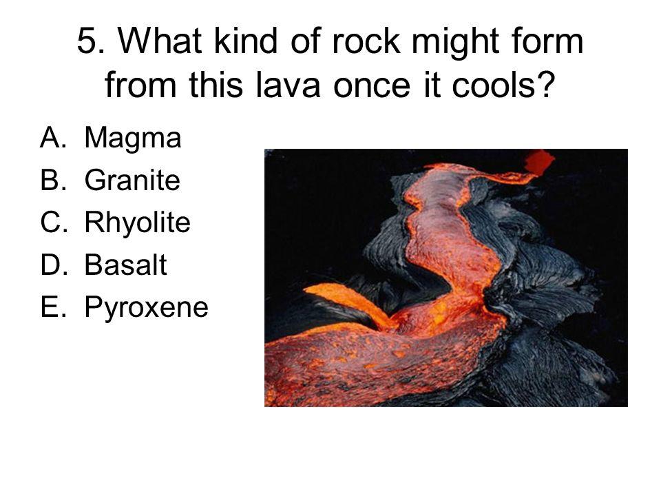 1.Identify this rock. Gabbro Quartz Biotite Granite Rhyolite - ppt ...